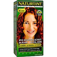 Naturtint, Стойкая краска для волос, 8C, медный блонд, 5,28 жидких унций (150 мл)