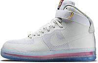 Мужские кроссовки Nike Air Force 1 High CMFT Lux White, найк, айр форс