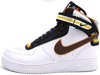 Мужские кроссовки Nike Air Force 1 Mid Riccardo Tisci, найк, айр форс