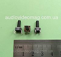 Кнопка тактовая 6х6х13 мм