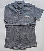 Рубашка подросток для мальчиков Blueland р-р 134-170 см