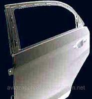 Дверь задняя левая седан Chery Forza a13-6201010-dy. Дверь задняя ZAZ Forza LR Двери Форза-седан A13-6201020-d, фото 1