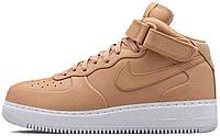 Женские кроссовки NikeLab Air Force 1 Mid Tun, найк, айр форс