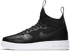 Женские кроссовки Nike Air Force 1 Ultra Force Mid 864025-005, Найк Аир Форс