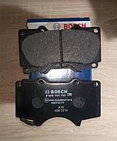 Колодки тормозные передние Land Cruiser Bosch 0986494153