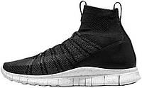 Мужские кроссовки Nike Free Mercurial Superfly SP HTM Black, найк, фри ран