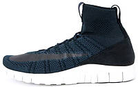 "Мужские кроссовки Nike Free Mercurial Superfly SP ""Dark Obsidian "" HTM, найк, фри ран"