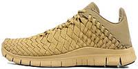 Мужские кроссовки Nike Free Inneva Woven Tech SP Khaki, найк, фри ран