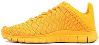 "Женские кроссовки Nike Free Inneva Woven Tech SP ""SUNSET GLOW"", найк, фри ран"