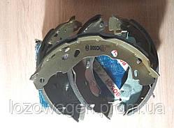 Колодки тормозные задние Bosch 0 986 487 819