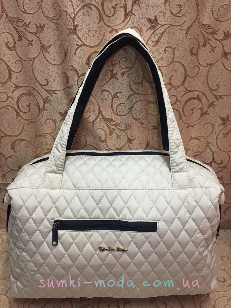 Женские сумка стеганная Стильная стеганая сумка Сумка женская дутики  спортивная только оптом - интернет dd8ab629039