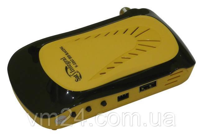 Спутниковый HD ресивер Sat-Integral S-1258 HD Racing.