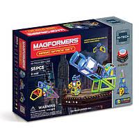 Магнитный конструктор Магия космоса, 55 элементов, серия Высокие технологии, Magformers