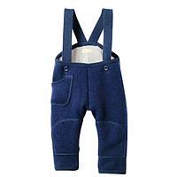 Disana (Германия) Штаны на лямках Disana, 100% свалянная шерсть