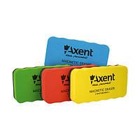 Губка магнитная Axent 9803-A для сухостираемых досок и флипчартов, 15x6x2.1 мм
