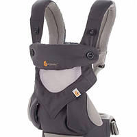 Эрго рюкзак Ergo baby 360 Carbon Grey Cool Air – Four Position