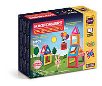 Магнитный конструктор Мой первый набор, 32 элемента, серия Для самых маленьких, Magformers