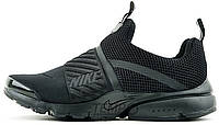 Мужские кроссовки Nike Air Presto Extreme Black, найк айр престо