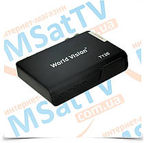World Vision T126 цифровой T2 ресивер, фото 2