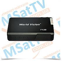 World Vision T126 цифровой T2 ресивер, фото 3