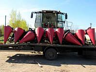 Кукурузная жатка Geringhoff RD 870B (2007)