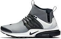 Мужские кроссовки Nike Air Presto Extreme Mid Utility Grey, найк айр престо