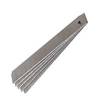 Лезвия для канцелярских ножей, 9 мм