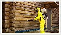 Просочування деревини