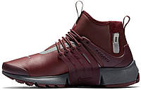 Мужские кроссовки Nike Air Presto Extreme Mid Utility Pink, найк айр престо