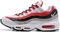 Мужские кроссовки Nike Air Max 95 University Red , найк, айр макс