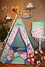 """Детский игровой домик, вигвам, палатка, шатер, шалаш """"Милана"""""""