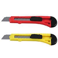 Нож канцелярский, лезвие 18 мм
