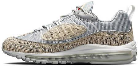 "4437eb53 Мужские кроссовки Supreme x Nike Air Max 98 ""Snakeskin"" купить в ..."