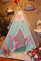 """Детский игровой домик, вигвам, палатка, шатер, шалаш """"Мечта"""", фото 1"""