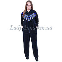 Спортивный костюм женский велюровый .Украина 7000