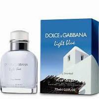 Мужская туалетная вода Light Blue Living Stromboli Dolce&Gabbana