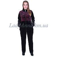 Спортивный костюм женский велюровый. Турция