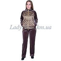 Спортивный костюм женский велюровый .Турция