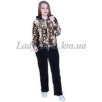 Спортивный костюм женский с капюшоном Украина