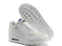 Кроссовки Nike Air Max 90 Hyperfuse FR-10056 белые, фото 1