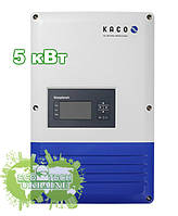 Kaco BLUEPLANET 5.0 TL3 M2 INT сетевой солнечный инвертор ( 5кВт, 3 фазы, 2 MPPT трекера)