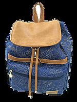 "Молодежный рюкзак ZIBI ""Baggy JEANS"" ZB16.0670JS арт. 525121"
