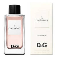 Женская туалетная вода D&G L`Imperatrice 3