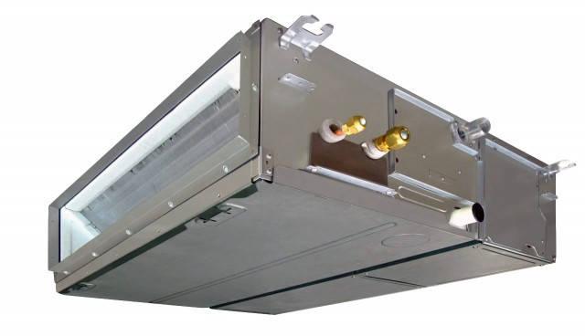 Инверторный канальный кондиционер Neoclima NDSI12AH1me/NUI12AH1e, фото 2