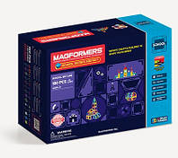 Магнитный конструктор Школьный набор, 180 элементов, серия Образование, Magformers