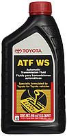 Масло TOYOTA ATF WS канистра 0,946 л (00289-ATFWS)