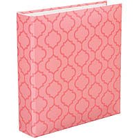 Альбом Project Life 15х20см - Pink Lattice