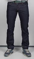 Джинсы мужские GUCCI 1734 тёмно-синие, фото 1