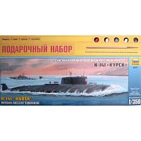 Подарочный набор с моделью корабля Курск (код 200-108327)