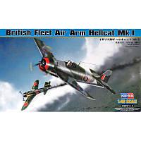 Сборная пластиковая модель самолета Хеллкэт Mk.I (код 200-266603)